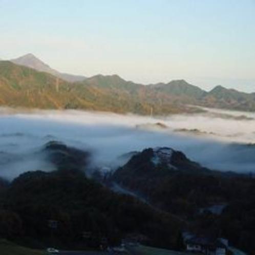 雲海・絶景