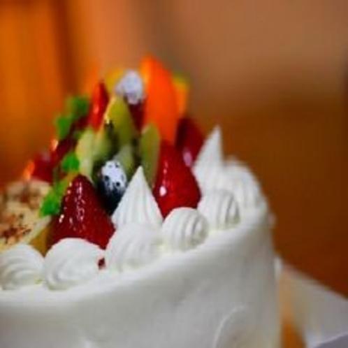 お祝い用ケーキ(要予約)