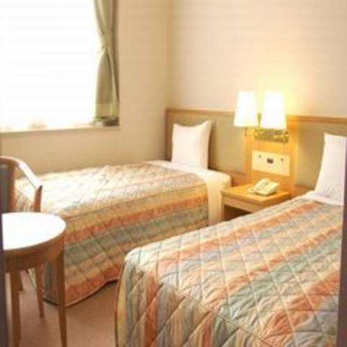 洋室(ベッド)