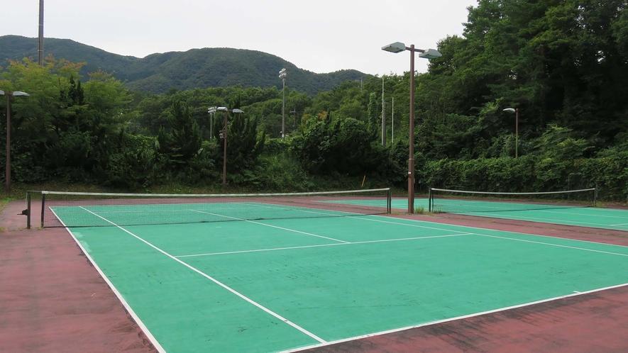 ・テニスコート