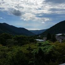 *4Fからの景色(夏・8月)