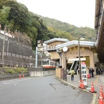 *箱根湯本駅/温泉街をお散歩して、グルメやお買い物をお楽しみ下さい♪