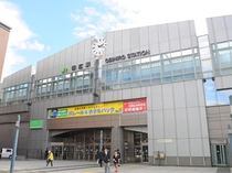 【周辺】JR帯広駅東通り北口より徒歩3分