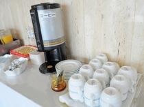 【朝食】コーヒー