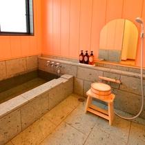 デラックスタイプSお風呂一例