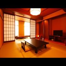 【和モダン風】客室一例~すみれ~