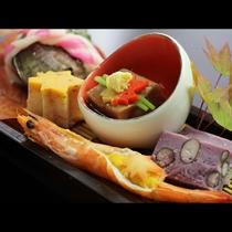 【秋 ご夕食一例】