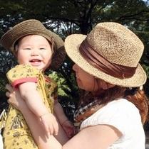 赤ちゃんとの旅行♪