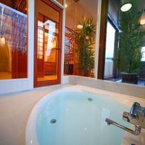 ■特別室のお風呂■