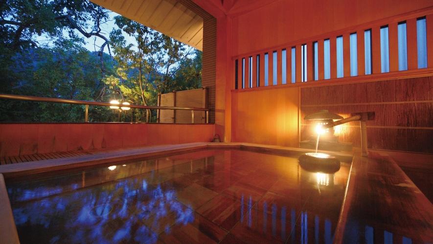 福梅の湯【露天風呂】