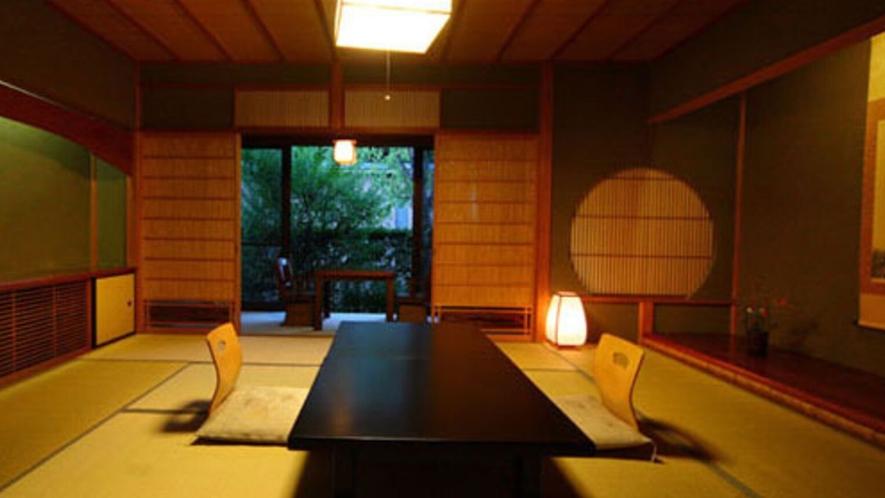 ■和室一例■  過度に飾らず、落ち着きの静けさを大切にしました。