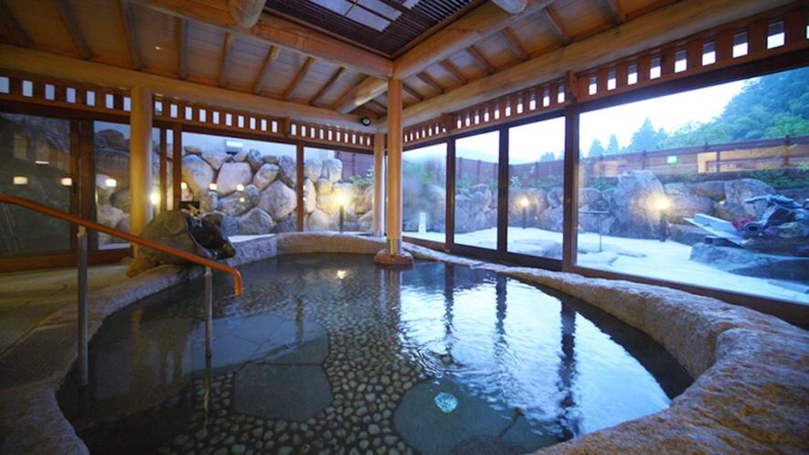 合歓の湯【内風呂】