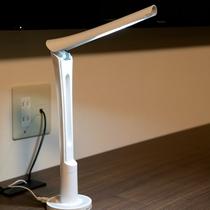 【客室アイテム】LED電気スタンド
