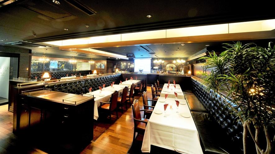 2階 レストラン アリーズ