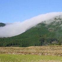 熊野の山々