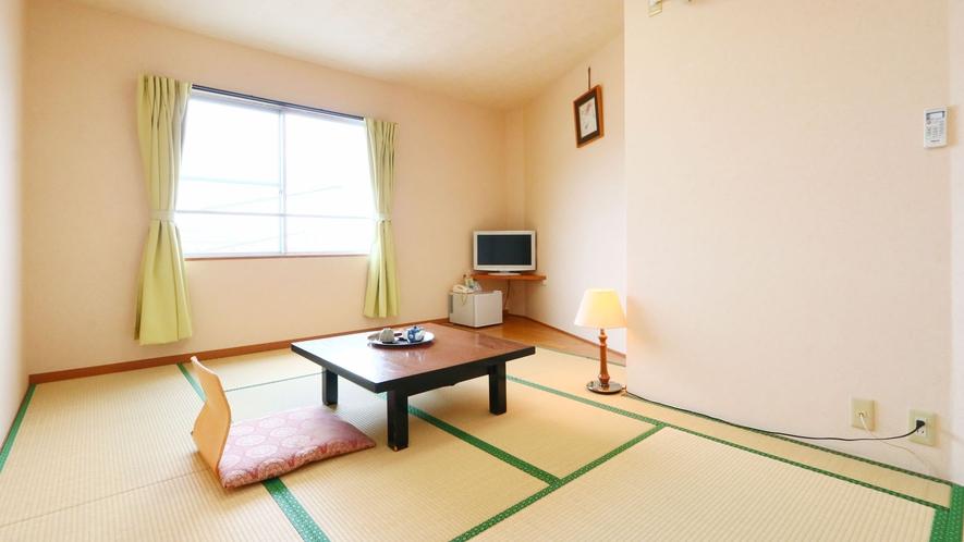 和室(バス・トイレ付)●畳でごろんと寛げるのか気持ちいい♪