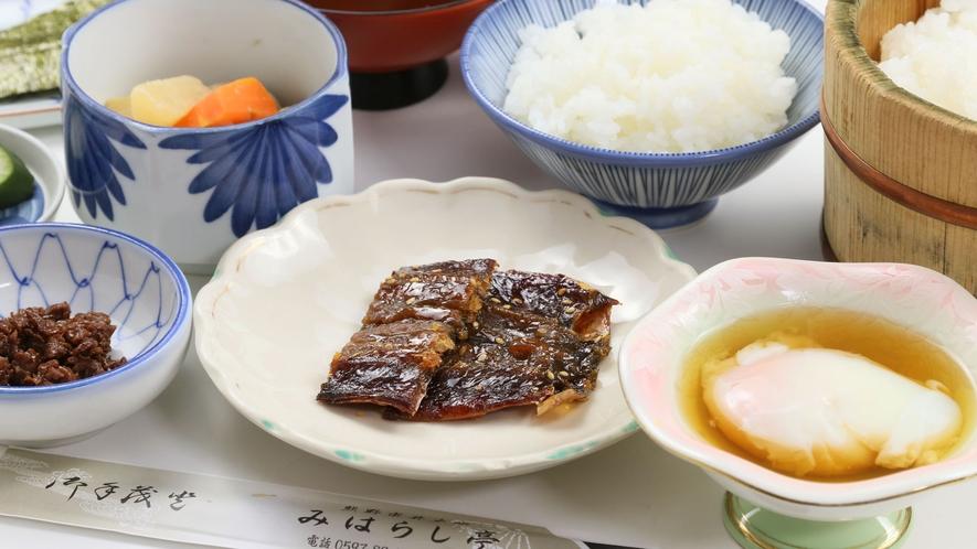 朝食◆家庭的な味わいをみはらし亭でも♪