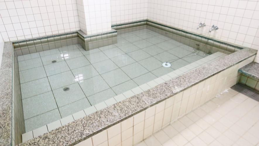 大浴場■よ~くあったまったらぐっすり眠って…♪