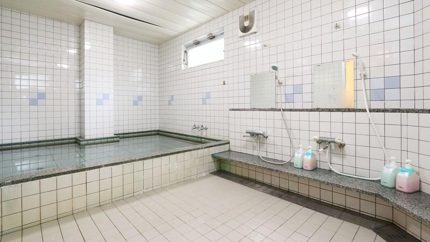 大浴場■大きなお風呂で旅の疲れを癒してください♪