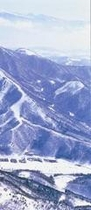 スキー場全景縮小右