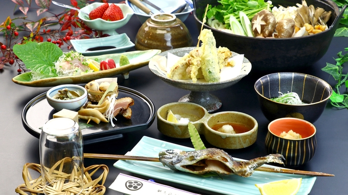 ☆個室食確約☆【コロナ対策】1日2組限定!プライベート空間でゆったりお食事♪