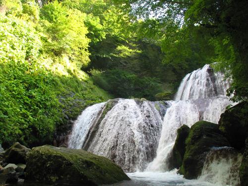 王滝・マニアコース2段