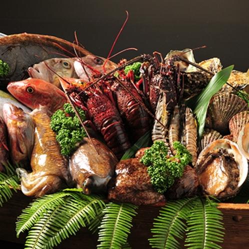 地魚堪能!地元の漁港で獲れる新鮮な海の幸