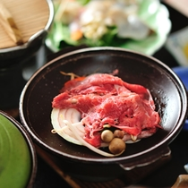 牛焼肉&野菜一式