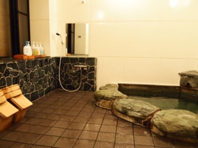 伊豆石の内風呂