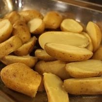 北のビュッフェ(料理一例)