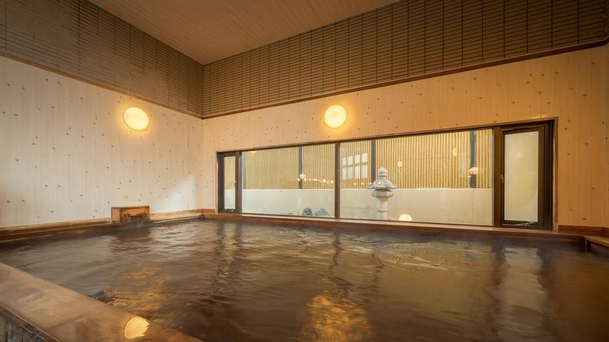 ☆【モール温泉大浴場 】檜風呂