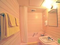 バスルーム&トイレはユニットバスタイプ