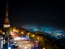 長崎夜景が美しい稲佐山展望台