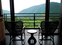 天恵 客室からの景観2
