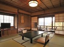 松竹館客室