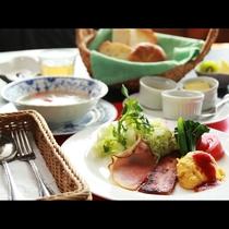 ◆【ご朝食一例-洋食-】