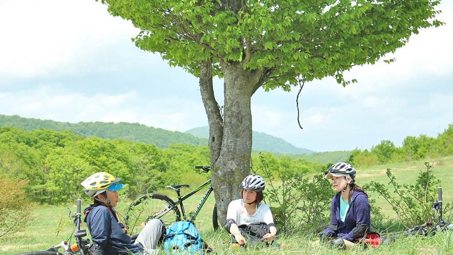 ◆【マウンテンバイク体験】5月~10月