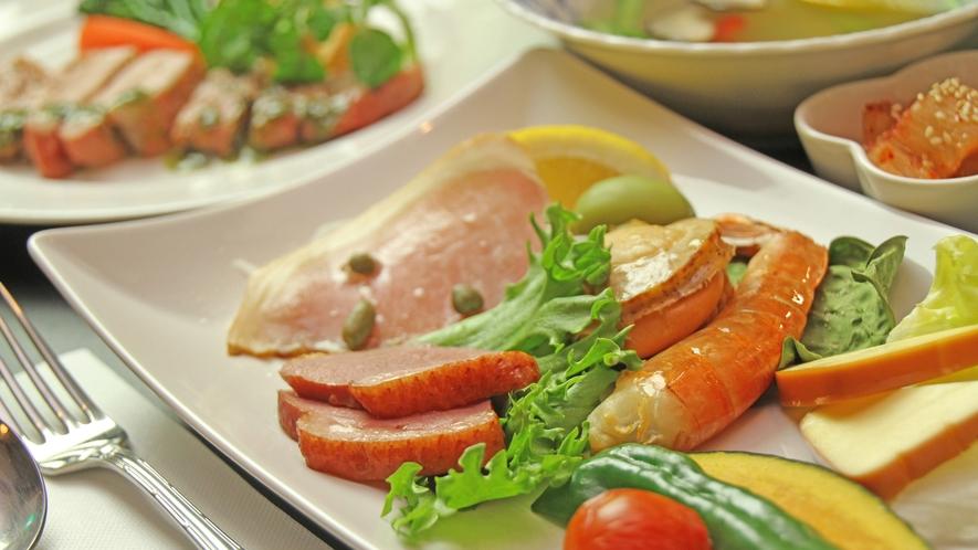 ◆【スモーク料理一例】