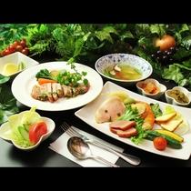 ◆【スモーク料理コース一例】