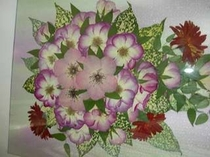 手作り押し花