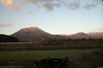 高千穂の峰 雪山