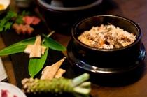 九州山河料理〜雉御飯