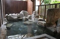 ばん屋の露天風呂②