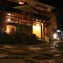 ばん屋の夜景
