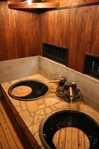 ばん屋の釜風呂