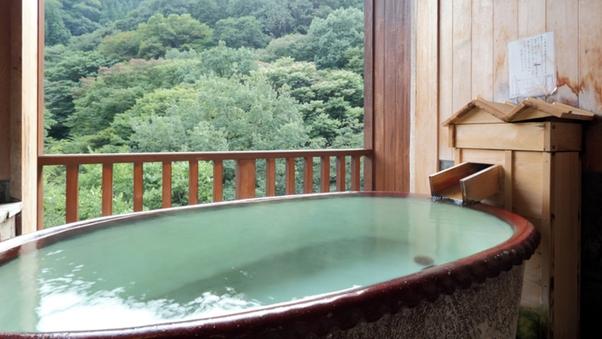 露天風呂付き客室【禁煙】