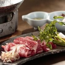 ご夕食一例 ~肉料理~