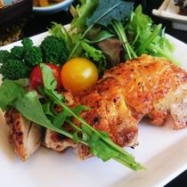 ◆伯耆定食◆メインは【肉料理】をお楽しみください!