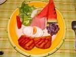 【朝食サンプル】