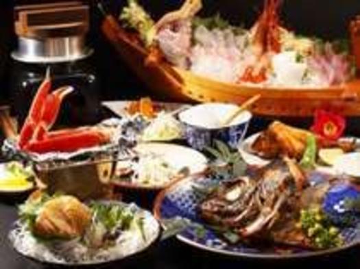 【海の幸・椿荘スペシャル♪】伊勢えび×アワビ×ダシたっぷりイサキ釜飯×地魚ずくし舟盛り×煮魚